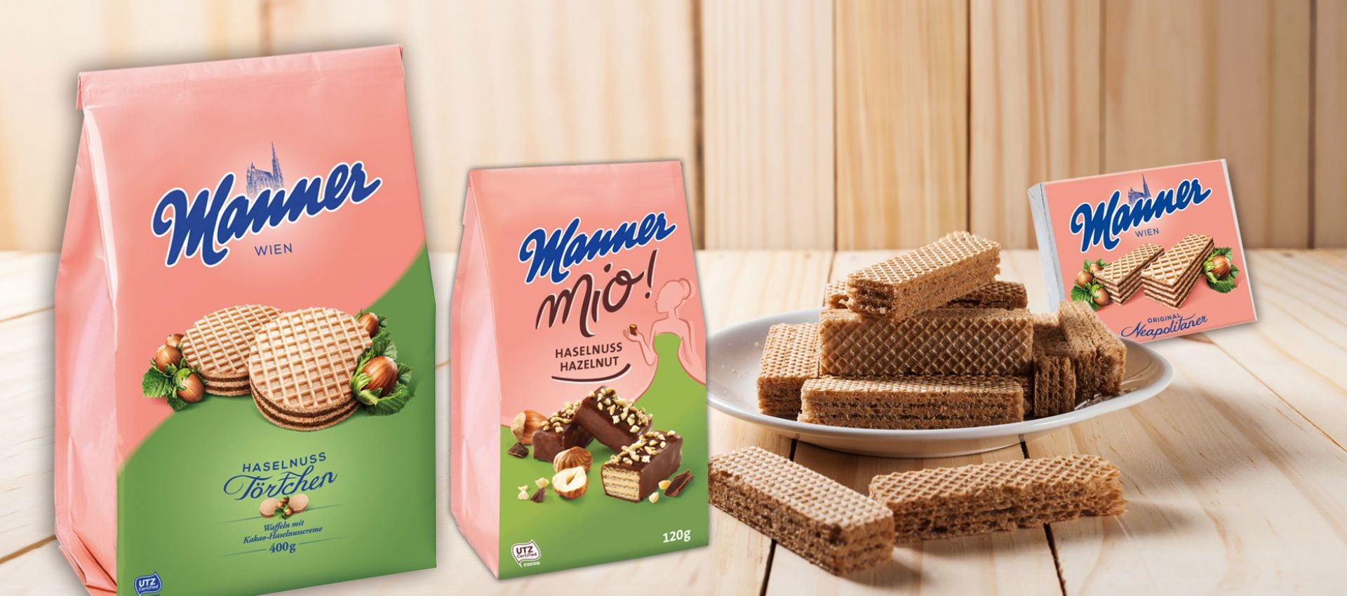 Manner Waffers